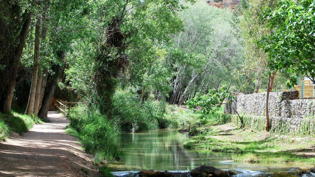 La ruta del agua de Chelva recorrido