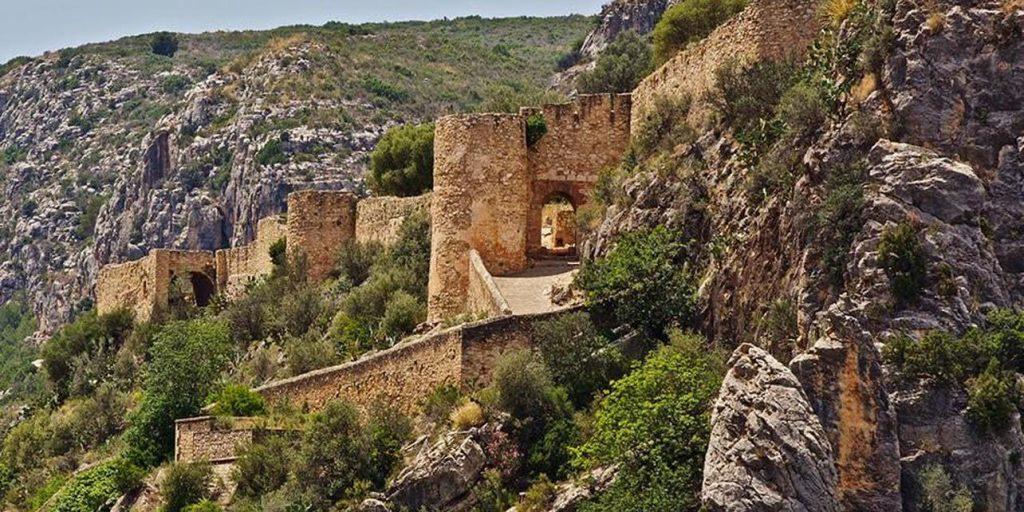 El Castillo de Chulilla